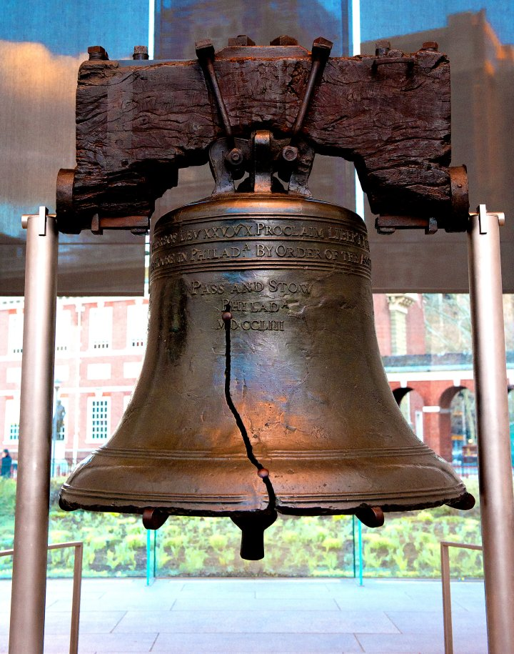 Crack In Liberty Bell